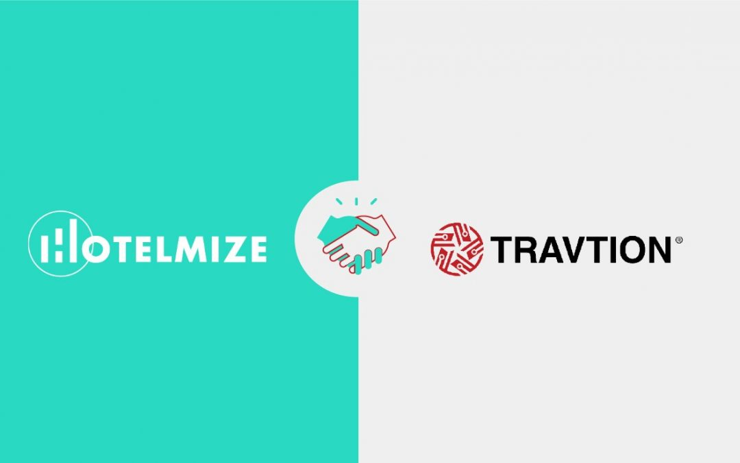 TRAVTION Solutions partners with HOTELMIZE to unlock hidden booking profits using big data solutions